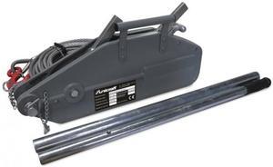 Лебедка тяговая Unicraft USZ 1600