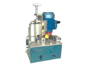 Устройство для обработки сварных швов ленточных пил УЗШ-50