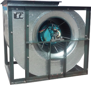 Вентилятор центробежный для ОСК Nordberg 000001429