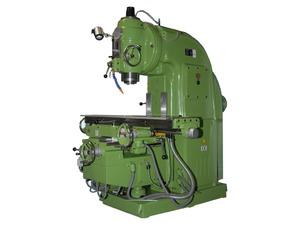 Weida X5032 - Вертикально-фрезерный станок (стол 1320х320 мм., Мощность 11 кВт.)