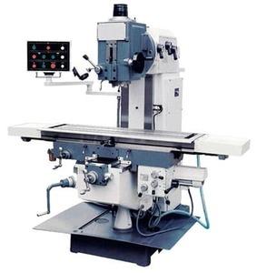 Weida XW5032C - Вертикальный фрезерный станок (стол 1320x320 мм., Мощность 6 кВт.)