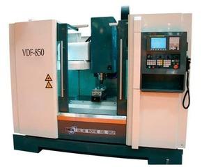 Dmtg VDF850 - Вертикальный обрабатывающий центр (стол 1000х500 мм., Мощность 20 кВт.)