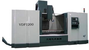 Dmtg VDF1200 - Вертикальный обрабатывающий центр (стол 1220х620 мм., Мощность 30 кВт.)