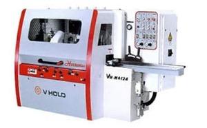 VH-M 412 - Четырехсторонний строгальный станок V-HOLD, Китай  (шп. 4, сечение 120*100 мм, мощность 15,75 кВт, n=6000 об/мин, m= 2800 кг)