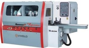 Четырехсторонние строгальные станки  VH-M 520 - (шп. 4-5-6, сечение 200*120 мм, мощность 28-36-40 кВт, n=6000 об/мин, m= 2900 -3200 – 3800 кг) V-HOLD, Китай
