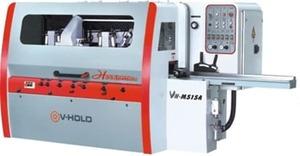 Четырехсторонние строгальные станки  VH-M 515 - (шп. 5, сечение 150*100 мм, мощность 22-27-29 кВт, n=6000 об/мин, m= 2850 -3000 – 3300 кг) V-HOLD, Китай