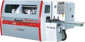 Четырехсторонний строгальный станок  VH-M 523U - (шп. 6, сечение 230*150 мм, мощность 45  кВт, n=6000 об/мин, m= 4100  кг)  V-HOLD, Китай