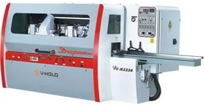 Четырехсторонние строгальные станки  VH-M 623 - (шп. 5-6, сечение 230*150 мм, мощность 47-62 кВт, n=6000 об/мин, m= 4100 - 4500 кг) V-HOLD, Китай