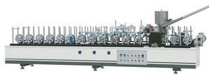 Станок для облицовывания погонажных изделий WoodTec 300B