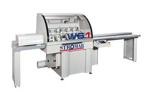 Автоматический торцовочный станок c роликовой подачей WS-1