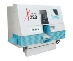 X-Tech 320 - Автоматический ленточнопильный станок, диаметр круглой заготовки 320 мм.