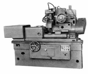 3Д180В - Бесцентрошлифовальный станок