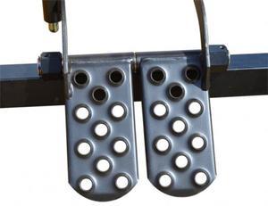 Ножной привод прижимной балки для ZRS 2660