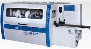 ZHX-M620 - Четырехсторонние продольно-фрезерные станки (шп. 6 сечение 200*120 мм, мощность 39,85 кВт, n=6000 об/мин, m=3200 кг) Zong Hong Xiang, Китай
