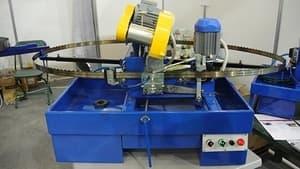 Станок для заточки ленточных пил  ЗСЛП Эльбор-50 (Максимальная ширина пилы 50 мм), Китай