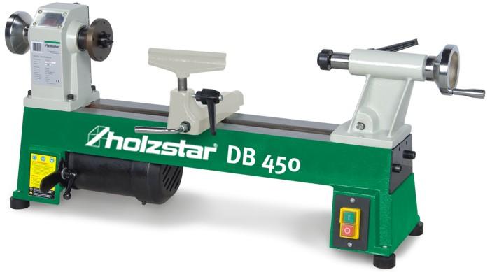 Токарный станок по дереву HolzStar DB450