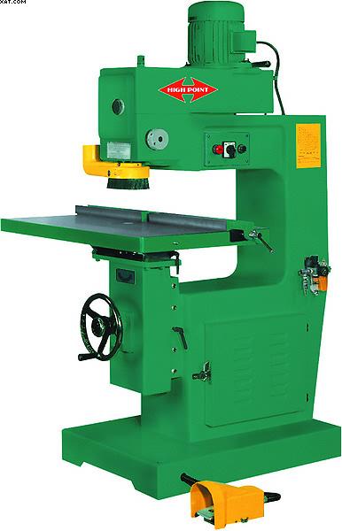 Копировально-фрезерный станок HIGH POINT R-600 тяжелой серии с верхним расположением шпинделя с наклоняемым столом от 0° до 35°