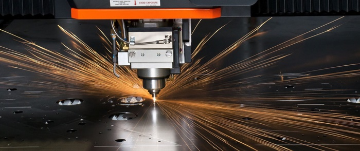Лазерная резка способом плавления металла