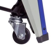 BELMASH TS-250R - 220V Мобильность Благодаря удобной системе выдвигаемых поворотных колес станок легко перемещать по мастерской
