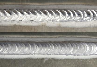 MIG сварка алюминия полуавтоматом